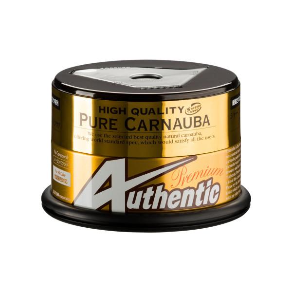 Authentic Premium, hard car wax, 200 g