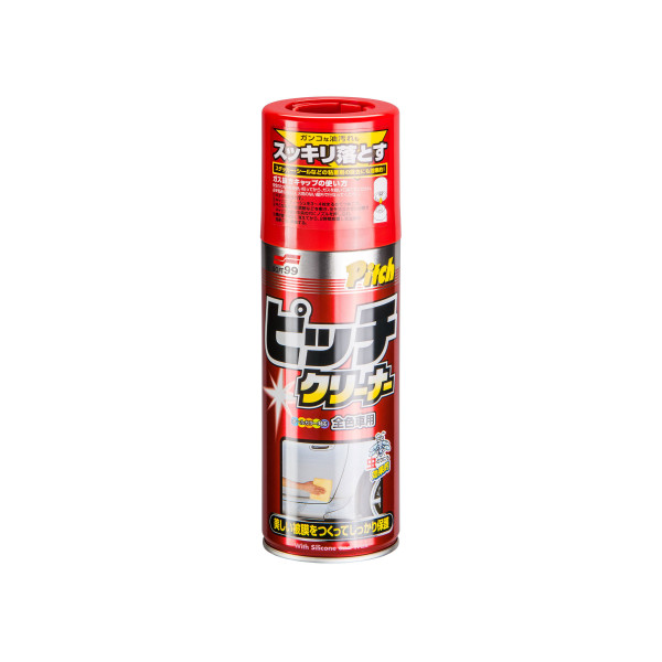 New Pitch Cleaner, cleaning agent for permanent dirt, 420 ml