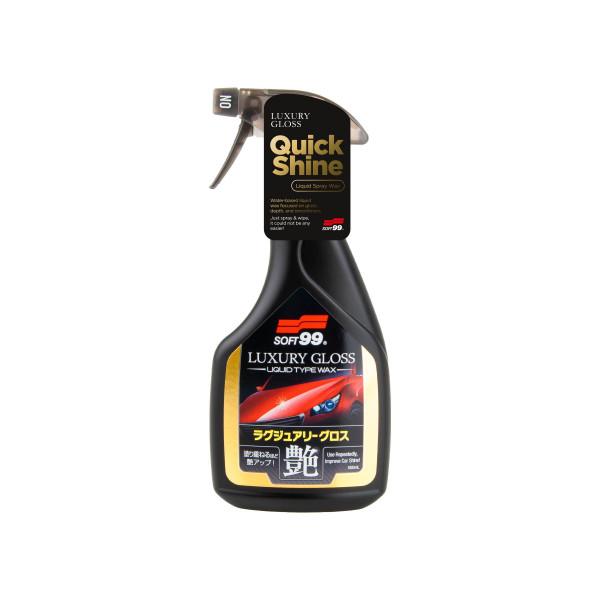 Luxury Gloss, quick detailer, 500 ml