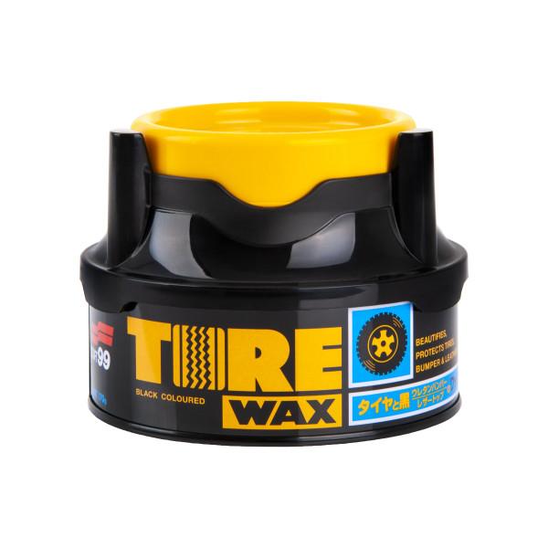 Tire Black Wax, 170 g
